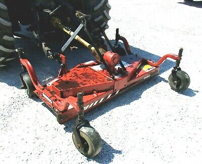 "Finish Mower Blades  Caroni 60/""Italian Made 19 7//8/"" Long 3//4/"" Hole"