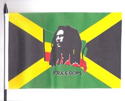 Jamaica Rastafarian Bob Marley