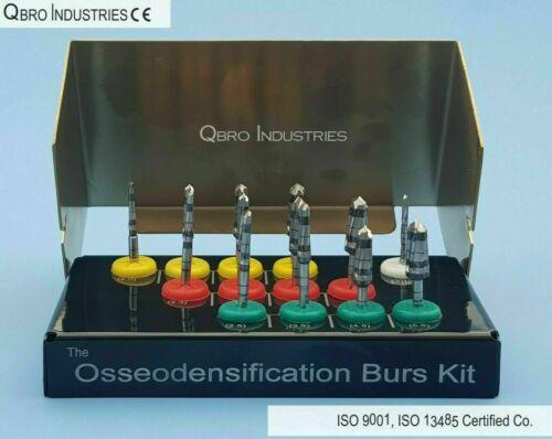 Dental Bur Drills Dental Implant Kit Surgical Parallel Wall Expander hex 13 Pcs