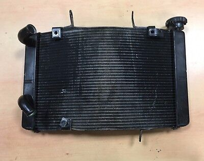 GENUINE TRIUMPH 675 R STREET TRIPLE RADIATOR ENGINE COOLING RAD 2012 1