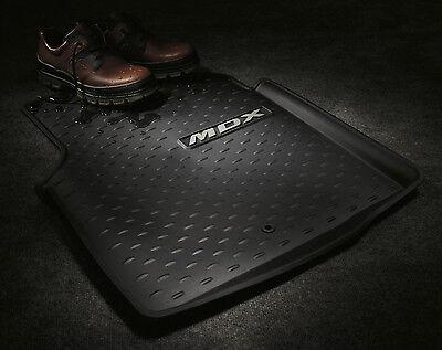 Genuine Acura 2007   2013 MDX All Season Floor Mat Set in BLACK 08P13 STX 210A