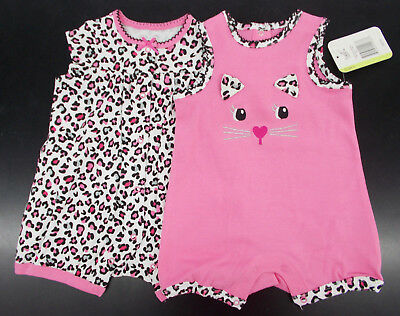 Best Outfits For Girls (Infant Girls Best Beginnings $22 2pk Pink & Cheetah Print Outfits Size 3m -)