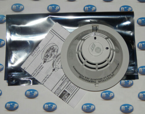 1ea. EDWARDS EST SIGA-HFS,387017P, Fixed Temp. HEAT DETECTOR, SIGA2-HFS [USED]