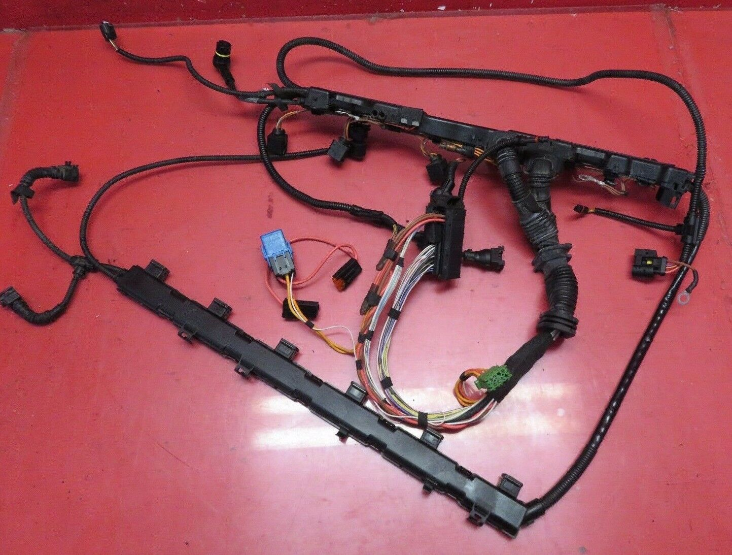 Used Bmw Battery Cables And Connectors For Sale Page 22 740il Engine Wiring Harness 2006 2007 525i E60 Oem Wire