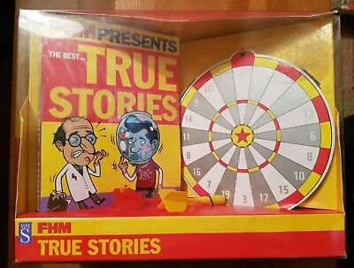 FHM Presents The Best True Stories With Fun Magnetic