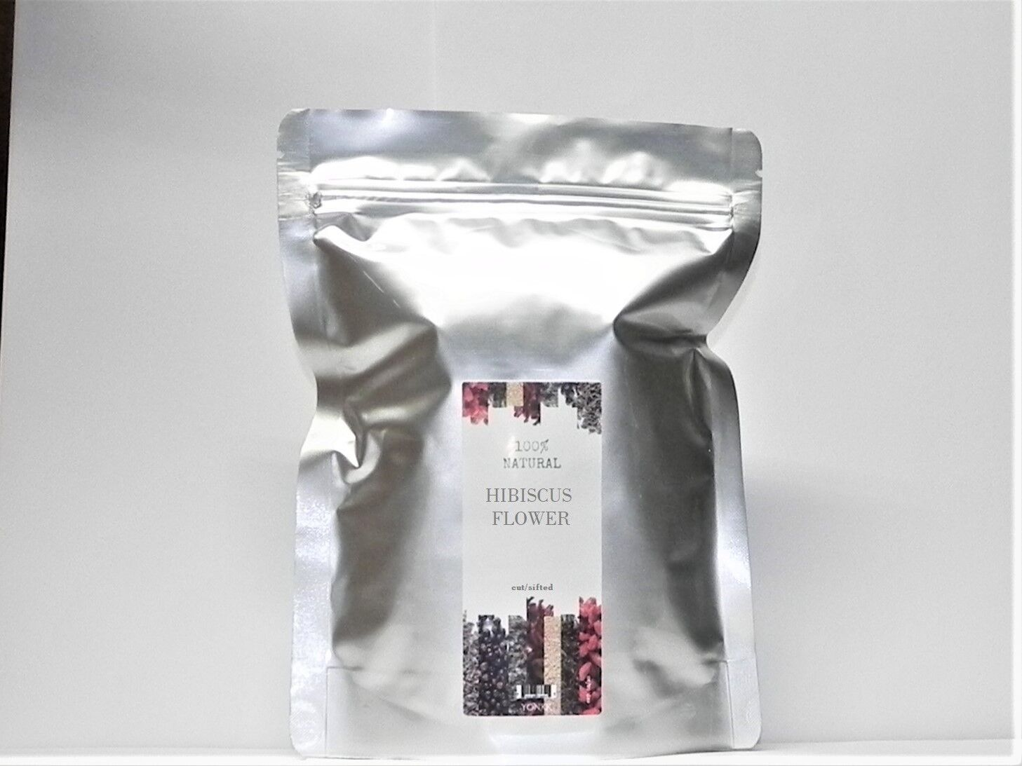 Hibiscus Tea Flower Cut Sifted - 1 2 4 5 6 8 10 14 16 oz lb