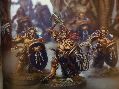 Age of Sigmar - Starter Stormcast Eternal liberators X5 *Brand New*