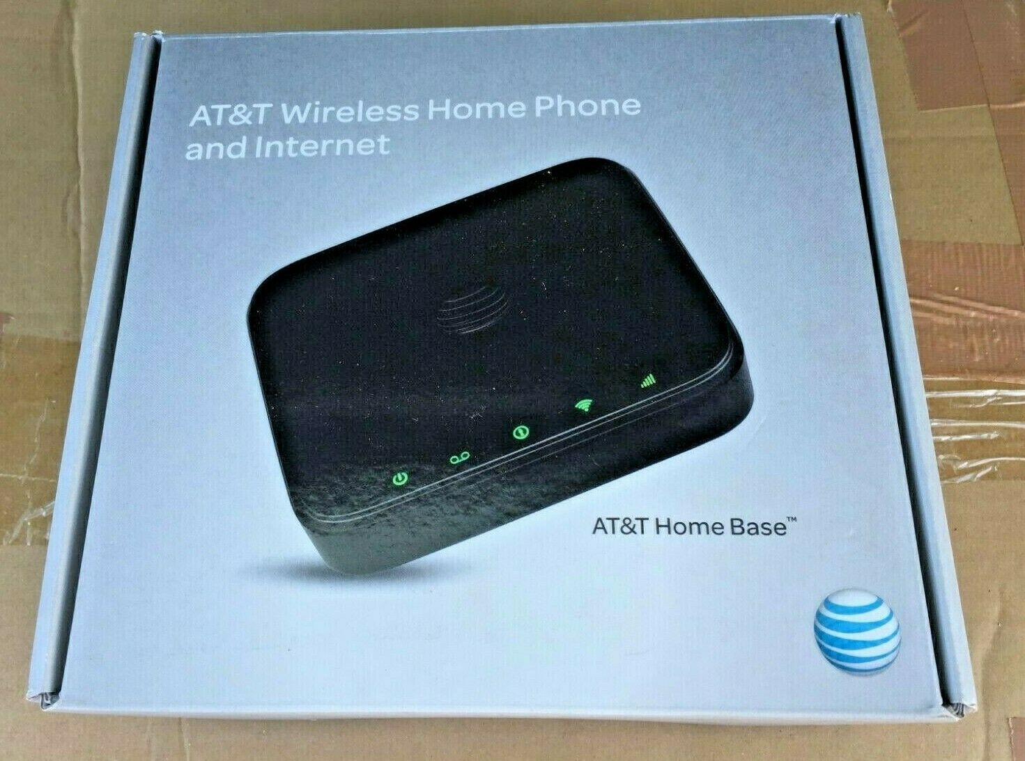 BRAND NEW AT&T Wireless Home Base Phone & Internet 4G LTE Ro