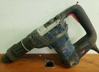 Bosch Drill Attachments Adapter Steel Spline To SDS MAX Standard Interface Black