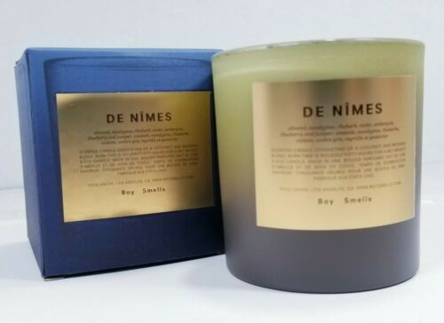 Boy Smells DE NIMES (Woodsy & Fruity) Scented Candle 8.5oz