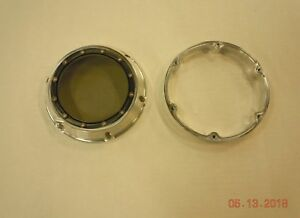 QUICK CHANGE TOP & INSERT RING TO MODIFY YOUR COVER: YAMAHA BANSHEE CLUTCH COVER
