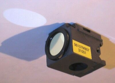 Nikon Fluorescence Filter Cube 96107m 31001 807