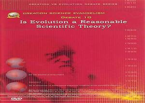 DVD Creation Verses evolution Debate James Paulson & Kent Hovind Mira Mar Albany Area Preview