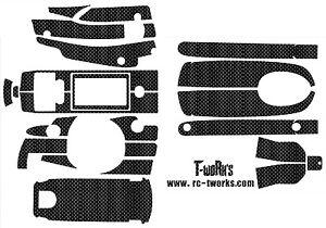 Futaba  4PL/4PLS Shiny Graphite Radio Skin