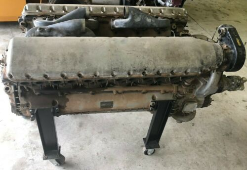 Allison V1710 Engine DASH 35