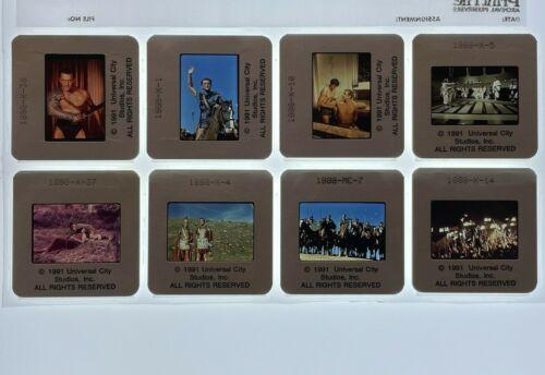 Spartacus Movie 35mm Slides Press Kit Promo Kirk Douglas Vintage Lot of 8