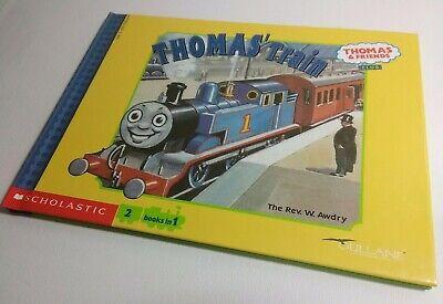 [2001] New: Thomas the Tank Engine Train & Friends Club 2-Books-in-1 (& Gordan)