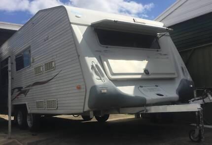 Caravan, great condition Geelong Geelong City Preview