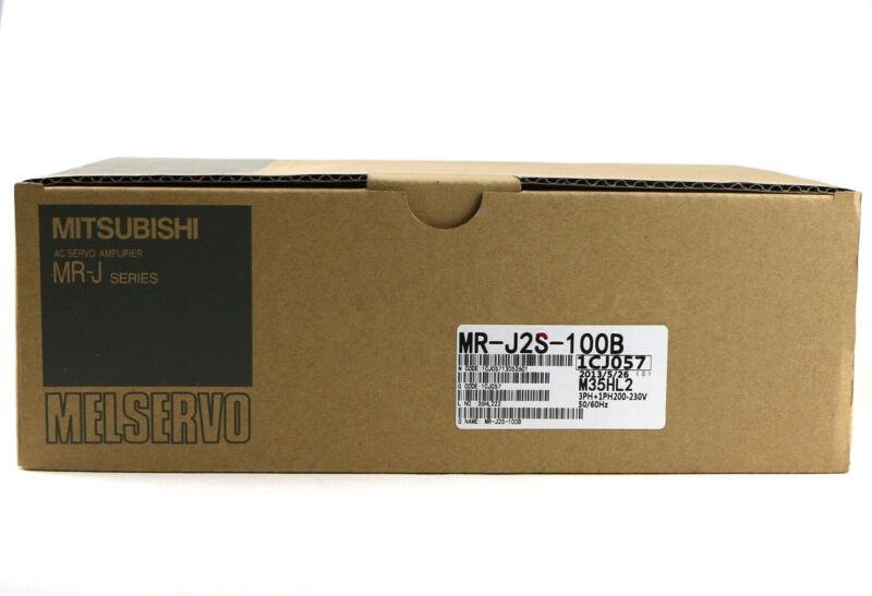 Mitsubishi Servo Drive MR-J2S-100B New In Box
