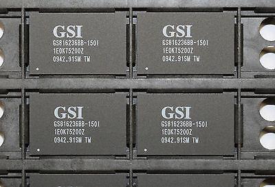 Gsi Technology Gs816236bb 150I 18Mb 512Kbx36 Sync Burst Sram