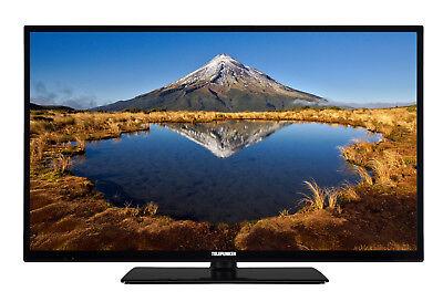 Telefunken XH32E411 32 Zoll Smart TV - HD Ready Fernseher mit Triple-Tuner Hd Tuner Hd Ready Tv
