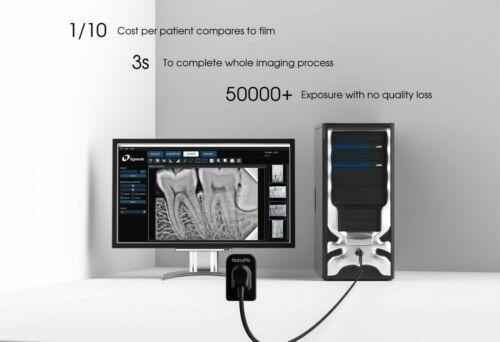 Eighteeth Dental Nano Pix Dental X Ray Digital Radio Graphic RVG Sensor Size 1