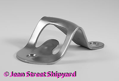 Marine Boat Rv Patio Wall Mount Stainless Bottle Cap Opener Remover Cabin Galley