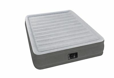Intex Comfort Plush Mid Rise Dura-Beam Airbed with Built-in