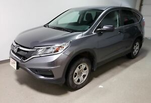 2016 Honda CR-V LX |Remote Start|AWD|Htd Seats|Camera-Just arriv