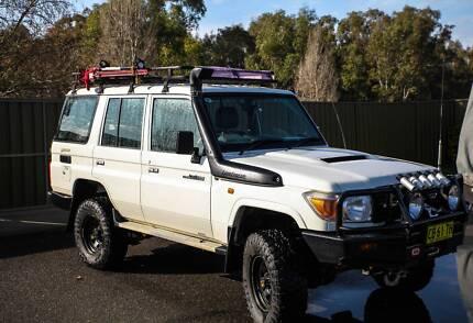 2010 Toyota LandCruiser Wagon Albury Albury Area Preview