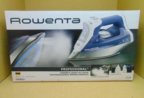 Rowenta Professional Iron White/Blue DW8061