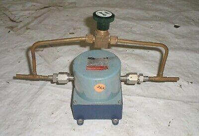 Mks Baratron Pressure Head Type 310-bh10 Range 10 Mm Hg