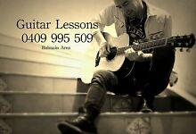 Guitar Lessons Balmain Leichhardt Area Preview