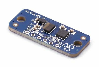 St Micro Vl53l0x Time-of-flight Rangedistance Sensor 0-2m Range 3v-5.5v Io