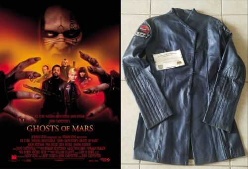 Ghosts of Mars - Natasha Henstridge Mars Police Force Jacket Worn on Poster/DVD