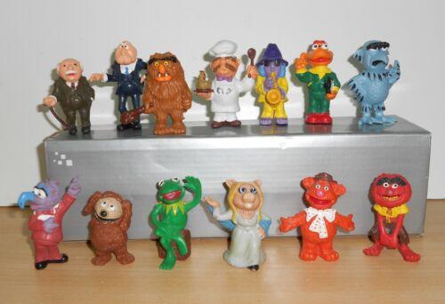 Complete Set MUPPET SHOW PVC Figure Figurine Toy Jim Henson Muppets SCHLEICH