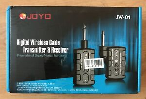 Joyo Digital Wireless Transmitter receiver  JW-01