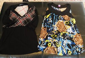 Maternity Tops - size small
