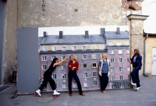 ABBA - MUSIC PHOTO #F-57