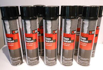 Handi Foam Sealant - Case Of 12 Cans - Insulating Spray Foam Sealant 24 Oz.