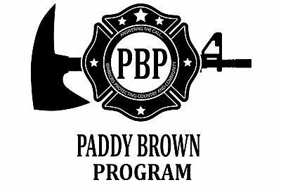 Paddy Brown Program c/o Trisha Franckowiak