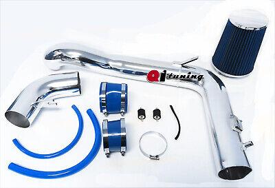 BLUE Cold Air Intake Kit + Filter For 2008-2012 Honda Accord Crosstour 3.5L V6 Accord V6 Cold Air Intake