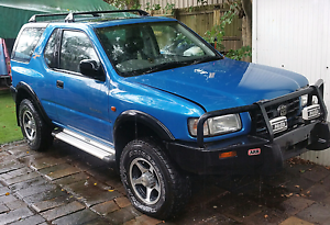 2001 Holden Frontera. Slacks Creek Logan Area Preview