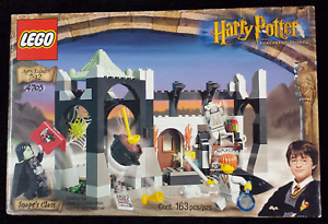 Lego 4705 Harry Potter Snape's Class New, Unopened, and sealed