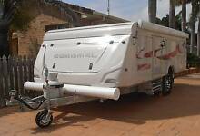 CAMPER TRAILER Bundaberg Surrounds Preview