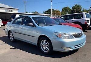 2004 TOYOTA CAMRY ALTISE SPORT MCV36R AUTO SEDAN Maryborough Fraser Coast Preview