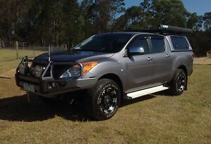 2013 Mazda BT50 Ute Appin Wollondilly Area Preview