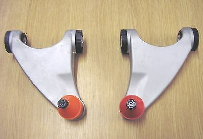 ALFA ROMEO 156  ALL MODELS 19972006   New Pair Front Upper Top Wishbone Arms