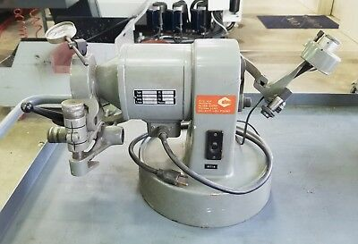 Christen Model Lc21ch Drill Grinder