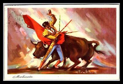 GP GOLDPATH: SPAIN POST CARD 1956 _CV674_P16